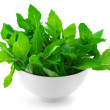 Mint in bowl - 