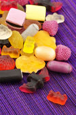 Assorted candy — Stock Photo