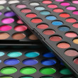 Stock Photo: Eye shadows palettes