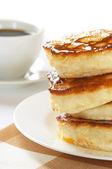 パンケーキのスタック — ストック写真
