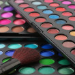 Eye shadows palettes — Stock Photo #6084292