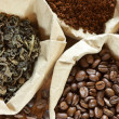 Assorted coffee and tea — Stock Photo #6126020
