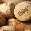 Wine corks — Stock Photo