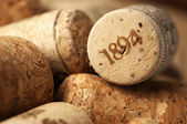 Wine corks — Photo