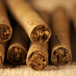 Heap of cigars - Stock Photo