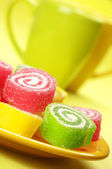 Bonbons colorés — Photo