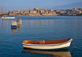 View over Valletta, the capital of Malta — Stock Photo