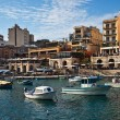 Stock Photo: Spinolbay, St Julian's, Malta