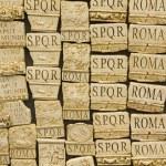 Постер, плакат: Souvenirs of Rome Italy
