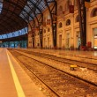 Track and station platforms — Stockfoto #5389038