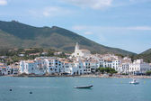 Overview Cadaques — 图库照片