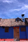 Spanish colonial house — Stock Photo