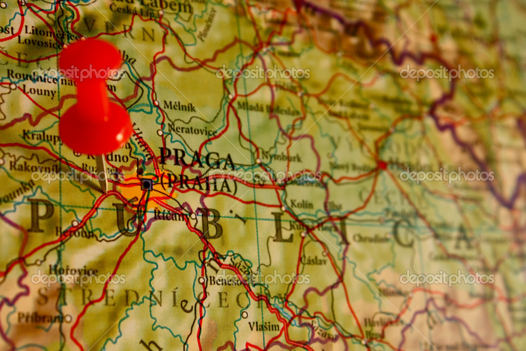 Карта праги на русском скачать