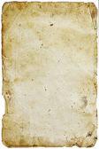 старая бумага — Стоковое фото