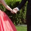 Royalty-Free Stock Photo: Prom Date