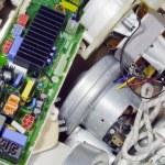 ������, ������: Broken electronics on garbage dump