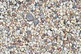 Textura de pequenas pedras — Fotografia Stock