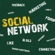 Social Network — Stock Photo #6594618