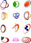 Collection de logo — Vecteur