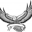 Eagle vector - Stock Vector