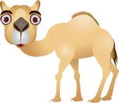 Camel cartoon — Stock Vector
