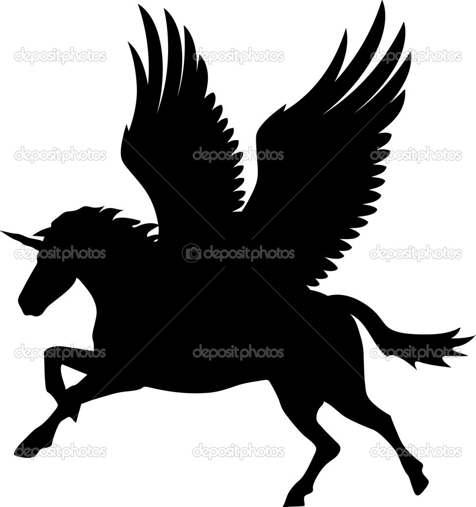 Horse Carriage Silhouette Horse Fairy Silhouette