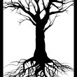 Tree silhouette — Stock Vector #5746920