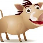 Warthog — Stock Vector #5746973