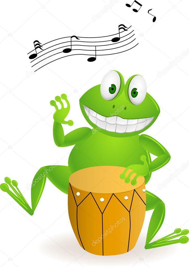 trommel spielen