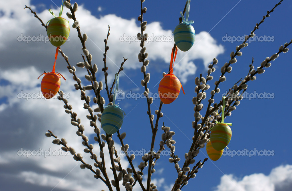 Easter eggs, Poland — Stock Photo #5382525