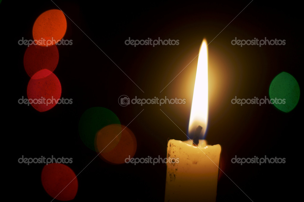 Candlelight — Stock Photo #5516775