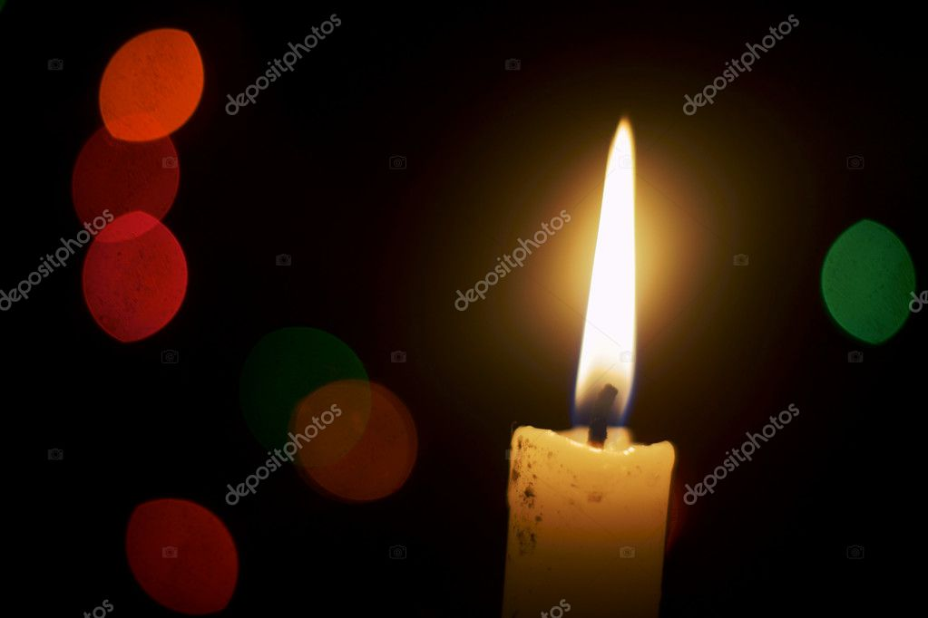 Candlelight — Stockfoto #5516775