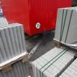 Roter Bauwagen — Stock Photo #5718573