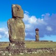 Easter island — Stock Photo