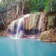 Jungle waterfall — Stock Photo #6500416