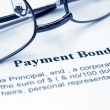 Payment bond - Stock Photo