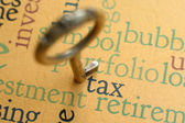 Tax concept — Stock Photo