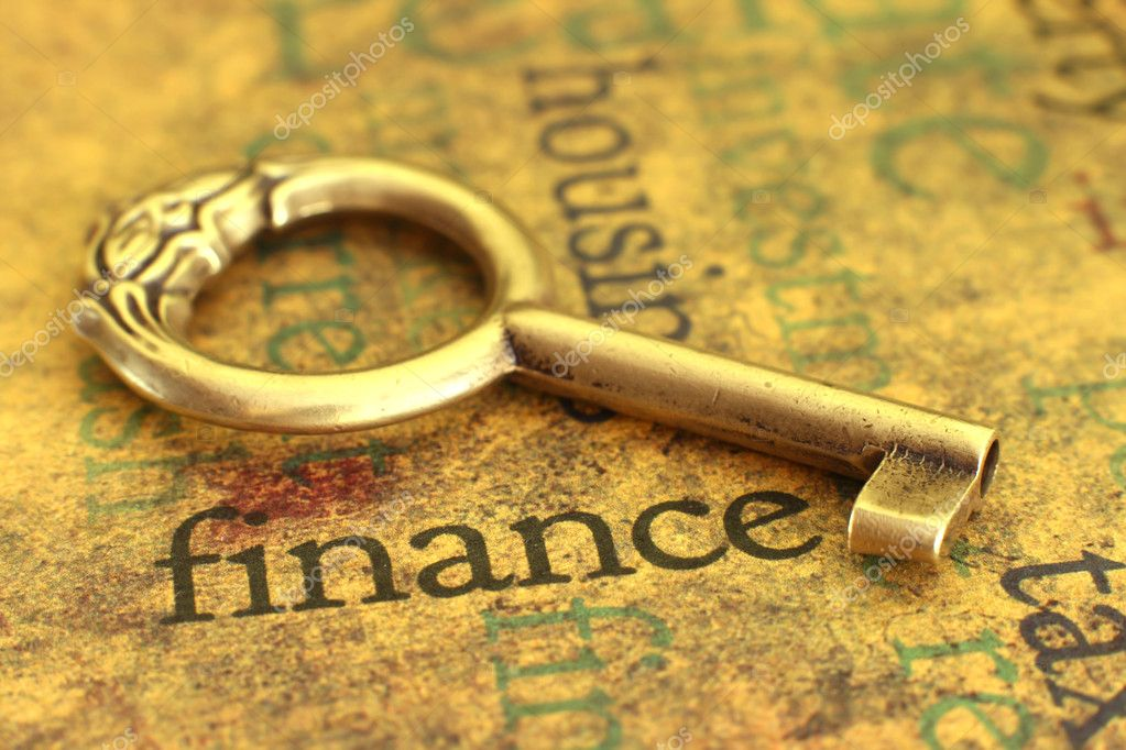 Finance concept  Stock Photo #6241774
