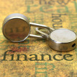 Royalty-Free Stock Photo: Finance concept