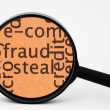Fraud concept - Stock Photo