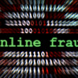 Stock Photo: Online fraud