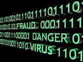 ID fraud — Stock Photo