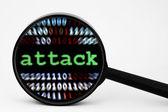 Attack — Foto de Stock