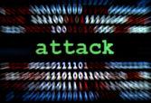 Attack concept — Stock Photo