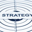 Royalty-Free Stock Photo: Strategy target