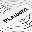 Royalty-Free Stock Photo: Planning target