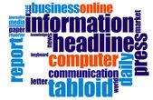 Informatie — Stockfoto