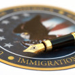 Immigration — Stock Photo #6461672