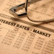 Interest rates - market — Stock Photo #6598129