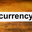 Stock Photo: Currency